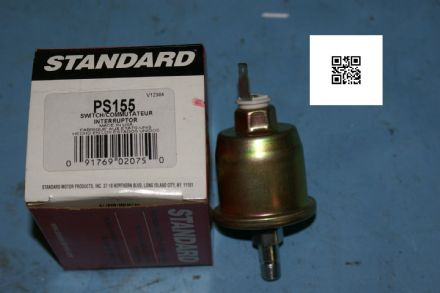 1984-1988 Corvette C4 Oil Pressure Gauge Switch, Standard PS155, New In Box
